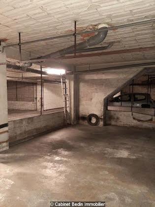 Location parking 19 m2