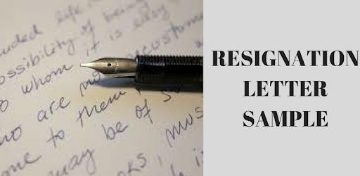 Resignation Letter Samples Mga App Sa Google Play