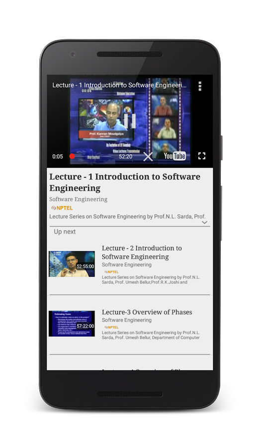 Software Engineering- screenshot