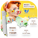Music Photo Frame icon