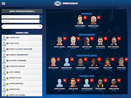 Screenshot of Profcoach