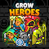 Grow Heroes - Idle turn-base RPG