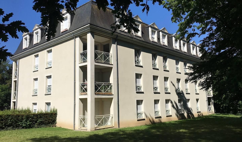 Appartement Villedieu-sur-Indre