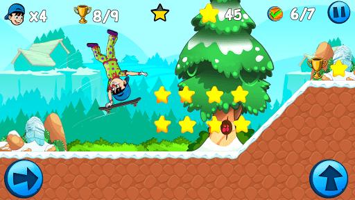 Skater Kid apkpoly screenshots 7