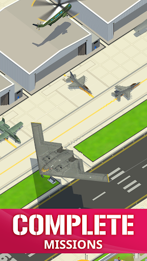 Idle Air Force Base 1.0.2 screenshots 5