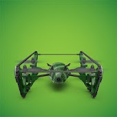 FlightForce™ Flying Tank Drone