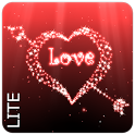 Heart Live Wallpaper lite icon