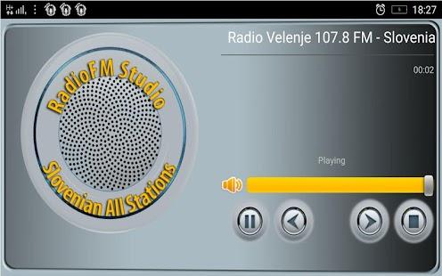 RadioFM Slovenian All Stations - náhled