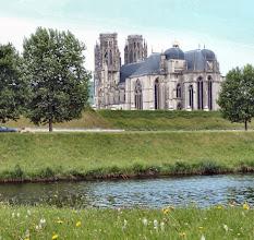 Photo: Die Kathedrale zu Toul