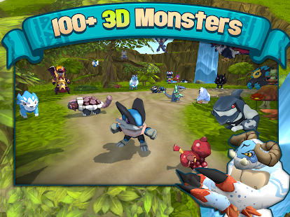 Terra Monsters 3- screenshot thumbnail