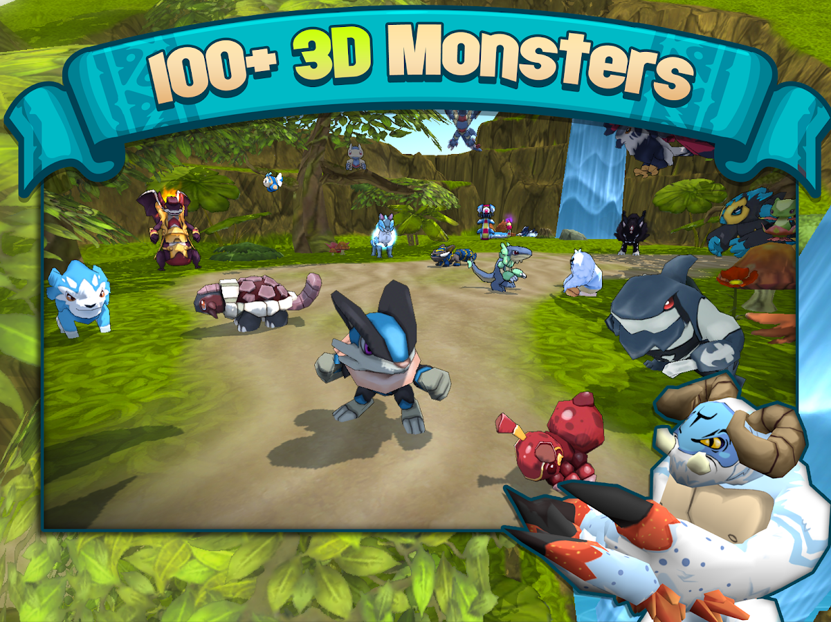Terra Monsters 3- screenshot