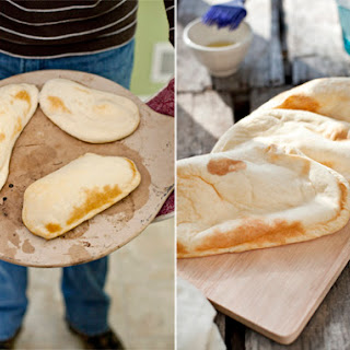 Oven-Baked Naan.