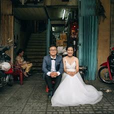 Wedding photographer Kaizen Nguyen (kaizennstudio). Photo of 11.10.2017