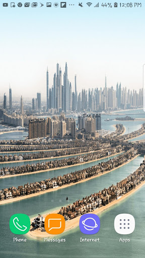 Dubai HD Beautiful Wallpaper screenshots 2