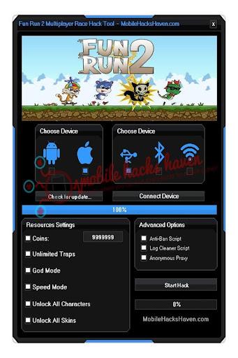 Guide of Multiplayer Fun Run