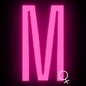 mixHER- Lesbian Dating App icon