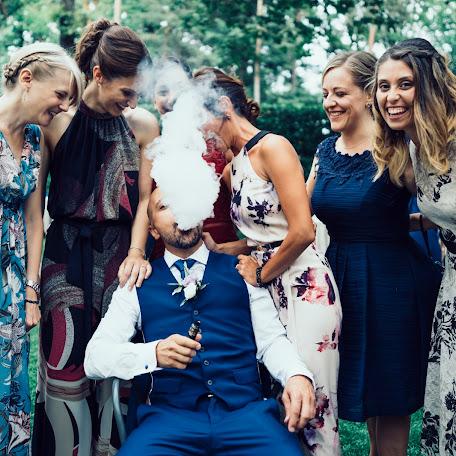 Fotografo di matrimoni Frank Catucci (FrankPhoto). Foto del 18.07.2018