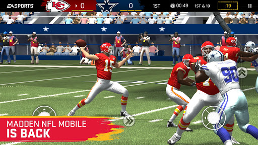 Madden NFL Mobile Football screenshot 5