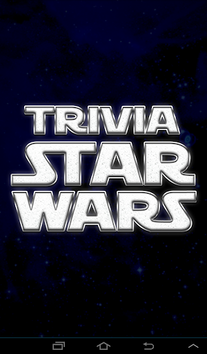 Trivia Quiz: Star Wars