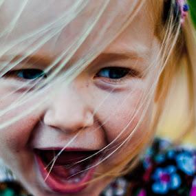 Having fun by Steve Weston - Babies & Children Children Candids
