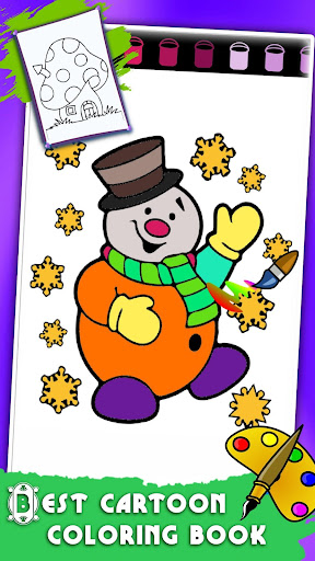 Christmas Coloring Book Paint Me Apk By Riverking Wikiapk Com