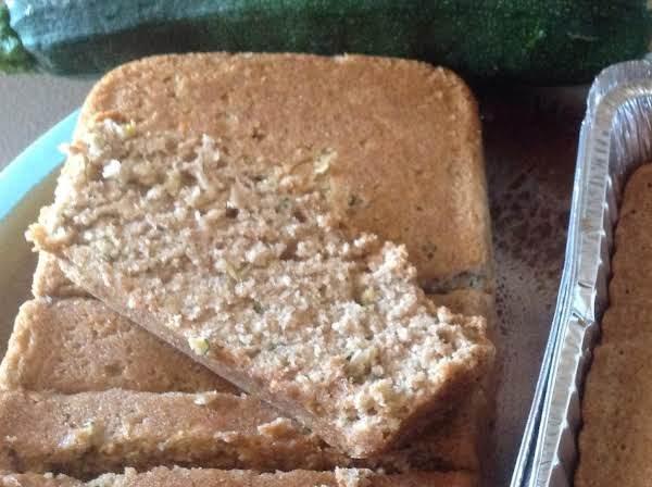Mama's Zucchini Bread Recipe