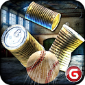 3D Can Knockdown: Tin Shooter icon