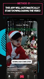 Video Downloader for TikTok – No Watermark apk download 3