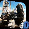 Excavator Transformer LWP icon