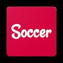 Soccer Live Games & News Radio icon