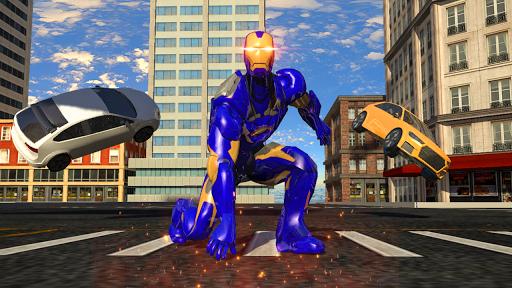 Superhero Iron Steel Robot - Rescue Mission 2020 1.0.1 screenshots 1