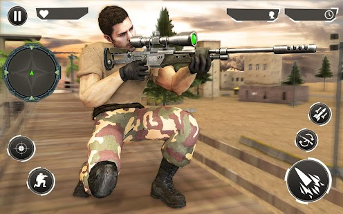 Elite Sniper Commando Shooter: War Hero Survival- screenshot thumbnail
