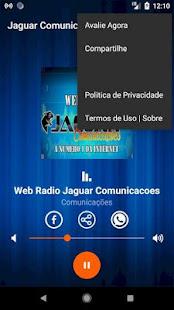 Webradio Jaguar Comunicações - náhled