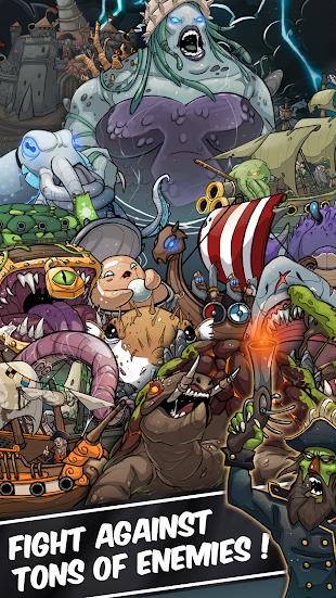 Clicker Pirates- screenshot thumbnail