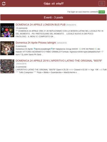 玩娛樂App|Salsa ed eventi免費|APP試玩