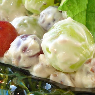 Grape Salad Cream Cheese Nuts Recipes
