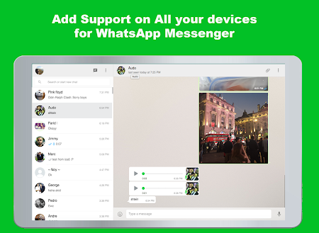 Messenger for Whatsapp 1.1 screenshot 337779