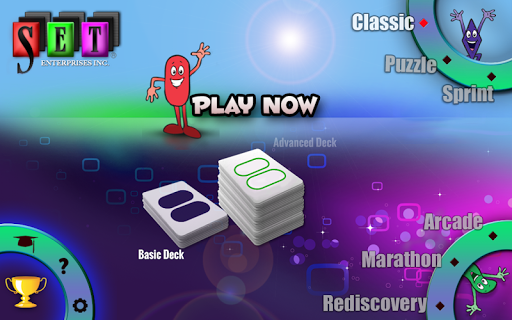Screenshot for SET Mania in United States Play Store