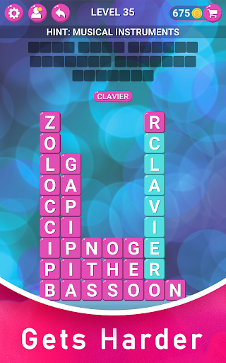 Word Cube - Word Search | Free Puzzle Casual Game filehippodl screenshot 7