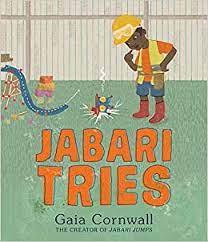 Jabari Tries: Cornwall, Gaia, Cornwall, Gaia: 9781536207163: Amazon.com:  Books