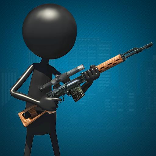 Stickman Gun Shooting 3D