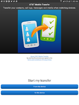 ATandT Mobile Transfer