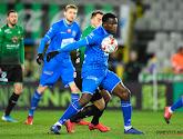 """Michael Ngadeu croit aux chances de La Gantoise en coupe d'Europe : """"Tant que c'est possible, nous ferons tout"""""""