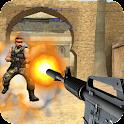 Commando Counter Strike War icon