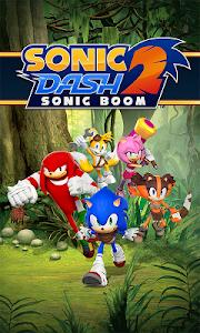 Sonic Dash 2: Sonic Boom v1.4.4 (Mod)