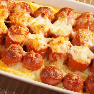 Chili Cheese Dog Casserole Recipes.