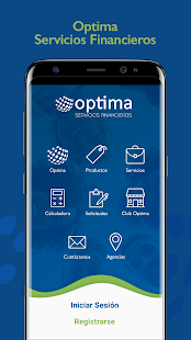 Optima Movil for PC-Windows 7,8,10 and Mac apk screenshot 1