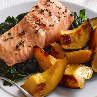 Thyme-Roasted Salmon