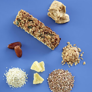 Fruity Granola Energy Bar