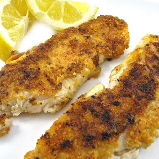 Sweet, Lemony and Fabulous Fish (Tilapia)